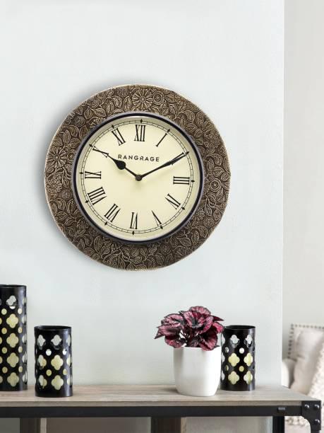 RANGRAGE Analog 30.48 cm X 30.48 cm Wall Clock