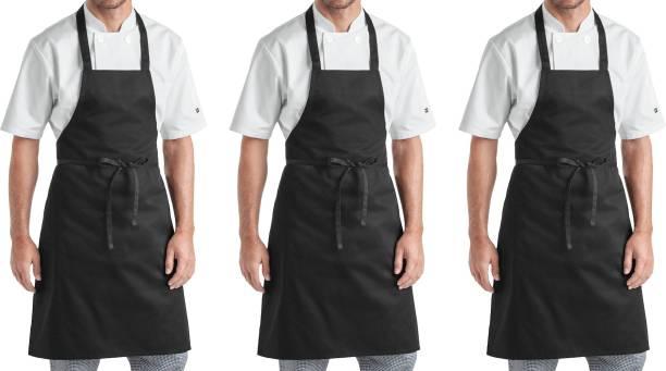 AIRWILL Cotton Chef's Apron - Free Size