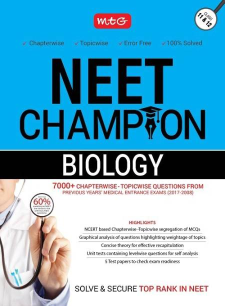 Biology Champion For NEET