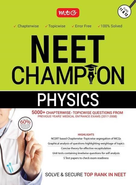 Physics Champion For NEET