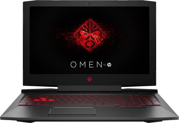 HP Omen Core i5 7th Gen - (8 GB/1 TB HDD/128 GB SSD/Windows 10 Home/4 GB Graphics/NVIDIA GeForce GTX 1050) 15-ce071TX Gaming Laptop