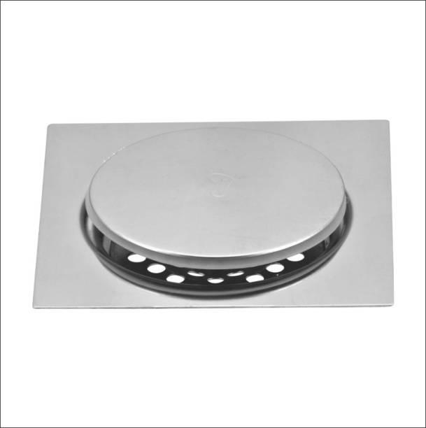 KAMAL Floor Stainless Steel Pop-Up Strainer