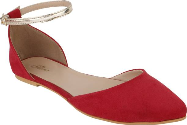 92736c312 Red Sandals - Buy Red Sandals Online For Women at Best Prices in ...