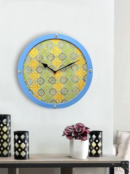 RANGRAGE Analog 30.48 cm X 5 cm Wall Clock