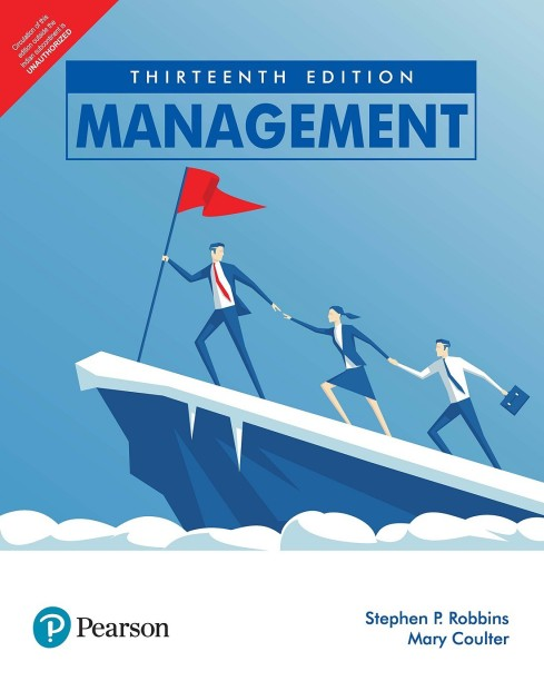 10th robbins stephen edition management p by book