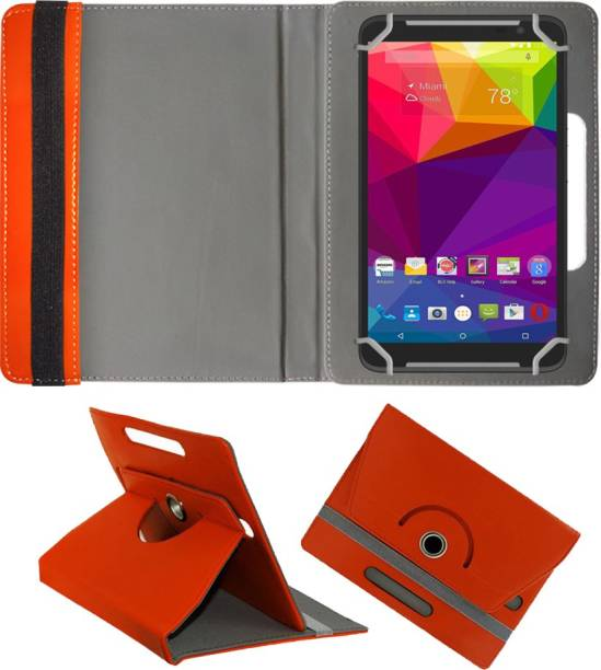Fastway Book Cover for BLU P270LBLK Touchbook M7 Phablet