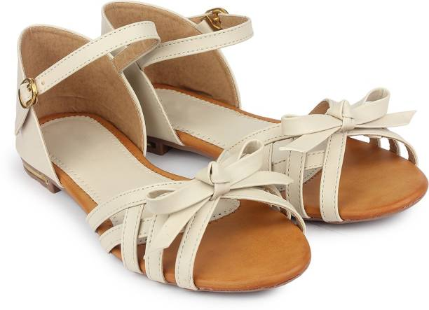 White Sandals - Buy Womens White Sandals online at Best Prices in ...