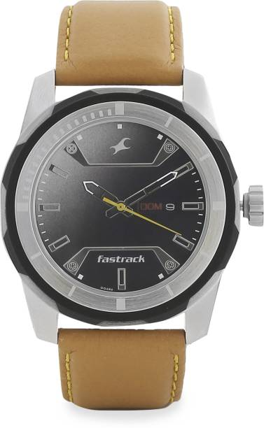 Fastrack 3166KL01 All Nighters Analog Watch  - For Men