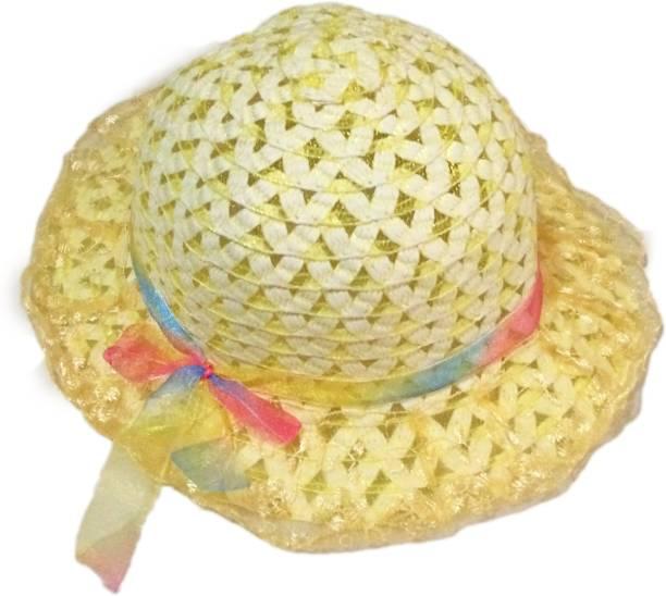 025ccbf1788 Baby Girls Caps - Buy Baby Girl Caps   Hats Online At Best Prices in ...