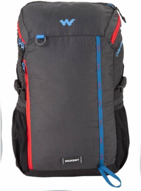 Wildcraft Override Black 21 L Backpack 5355839f5f9d6