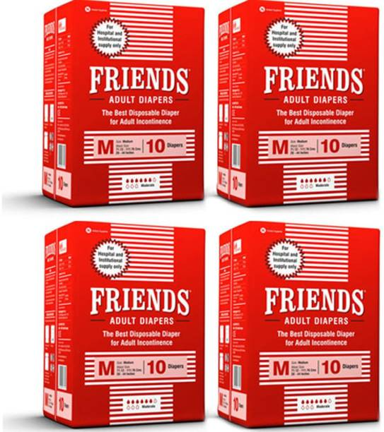 Friends Adult Diapers - Buy Friends Adult Diapers Online at