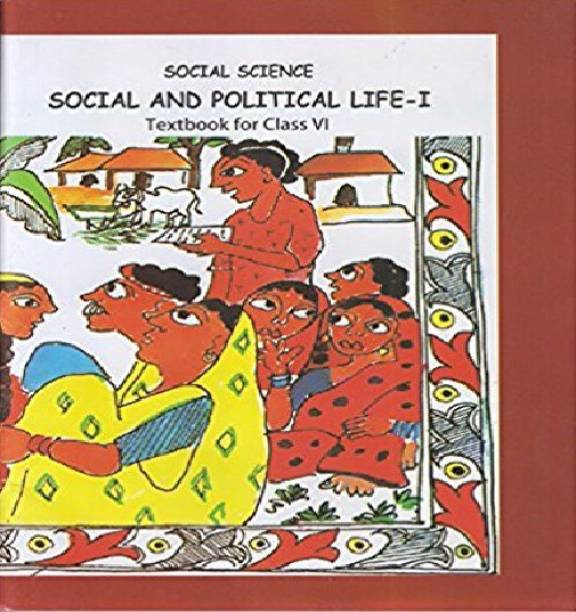 Social And Political Life Part - 1 Textbook In Social Science For Class - 6