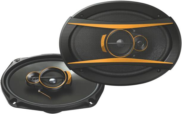 songbird 6''x9'' Oval 500W Max 3 way SUPER BASS GOLD SERIES SB-B69-06 Coaxial Car Speaker