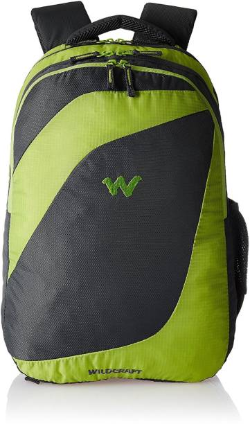 Wildcraft Compact 3 Green 21 L Laptop Backpack