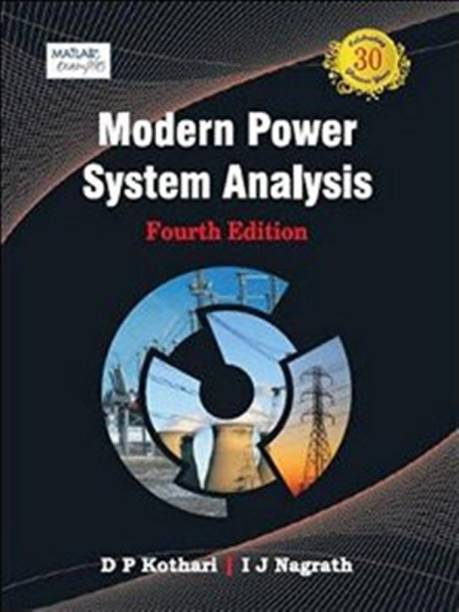 Engineering books buy engineering books online at best prices in modern power system analysis 4e 4th edition fandeluxe Gallery