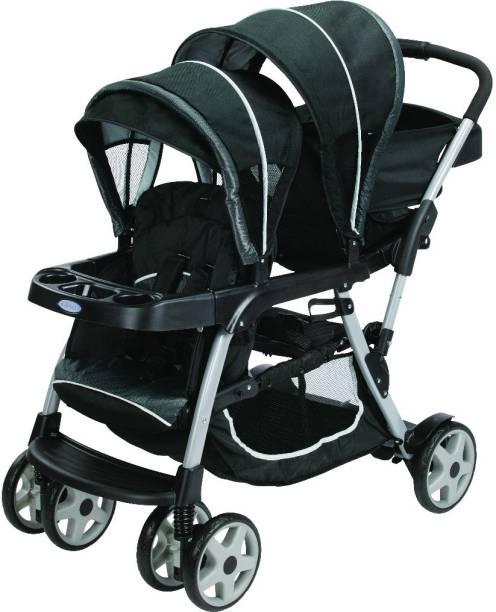 GRACO Str Ready2Growcklx Gotham_6Ac12Got3 Stroller