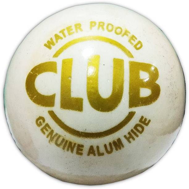 Parbat Club Cricket Leather Ball