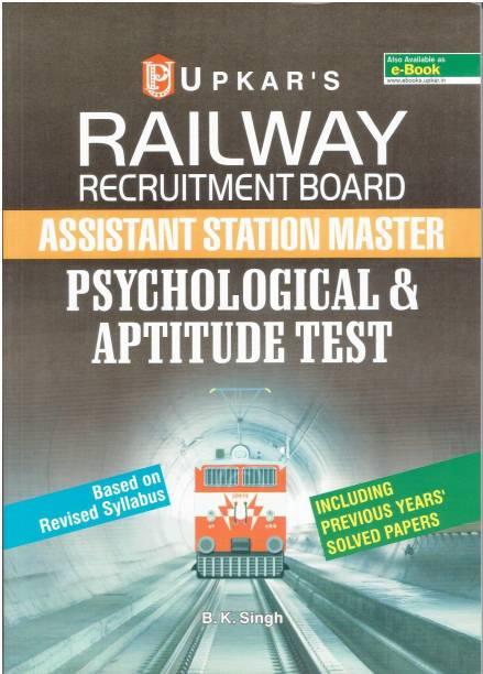 RRB Assistant Station Master Psychological & Aptitude Test