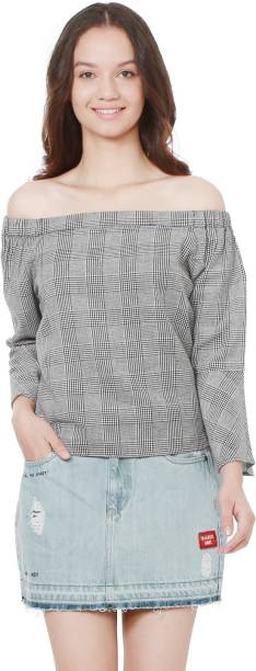 a964810b59d786 Grey Tops - Buy Grey Tops Online at Best Prices In India | Flipkart.com