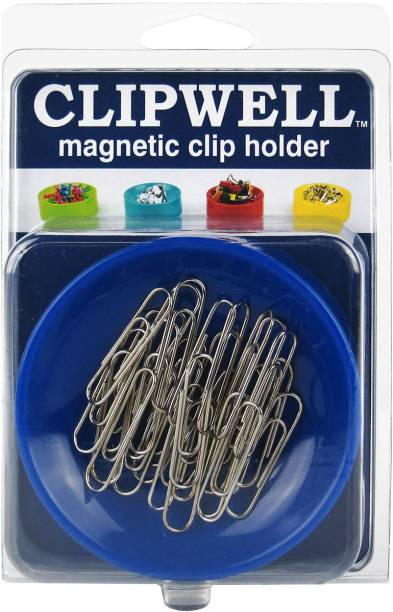 Blue Feather Products Clipwell Magnetic Clip Holder