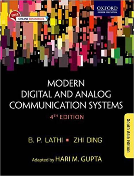 B p lathi books store online buy b p lathi books online at best modern digital and analog communication systems fandeluxe Gallery