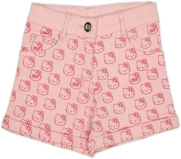 9abdeb131 Hello Kitty Shorts - Buy Hello Kitty Shorts Online at Best Prices In ...