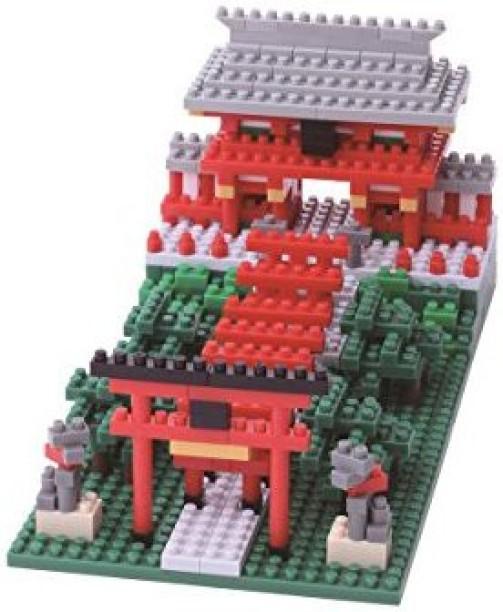 Nanoblock Galah Cockatoo Building Kit