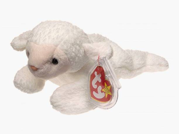 0425bf76679 ty Beanie Baby - FLEECE the Lamb - 25 inch