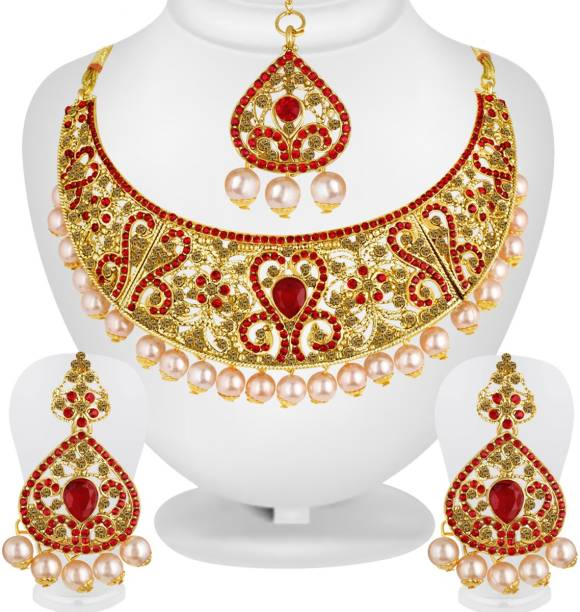 740e7b18ae Imitation Jewellery - Buy Imitation Jewellery online at Best Prices ...