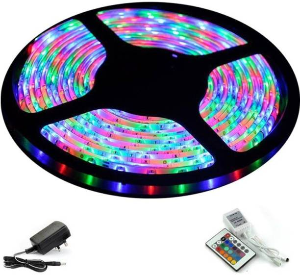 AAE 196.85 inch Multicolor Rice Lights Pack of 1