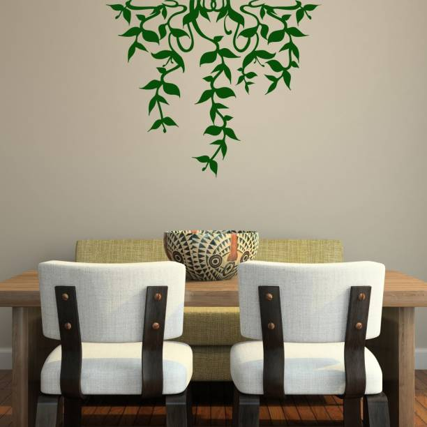 Nilaya by ASIAN PAINTS Large Wall Ons Creepers Wall Sticker