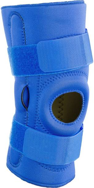 f1b2b8d385 Kudize Functional Knee Support Compression muscle Joint Protection Gym Wrap  Open Patella Hinge Brace Support Bandage