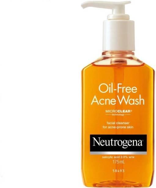 NEUTROGENA Neutrogena Oil Free Acne  175ml Face Wash