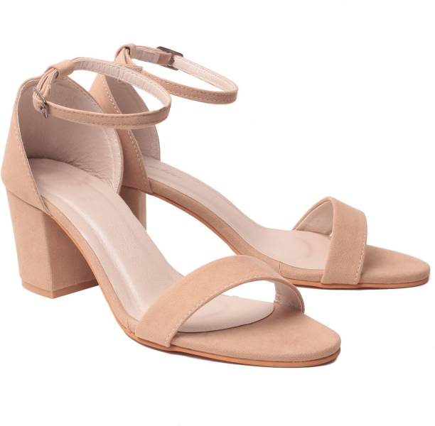 c146547ceb17 Nude Heels - Buy Nude Heels Online For Women at Best Prices In India ...