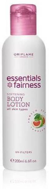 Oriflame essentials fairness Body Lotion