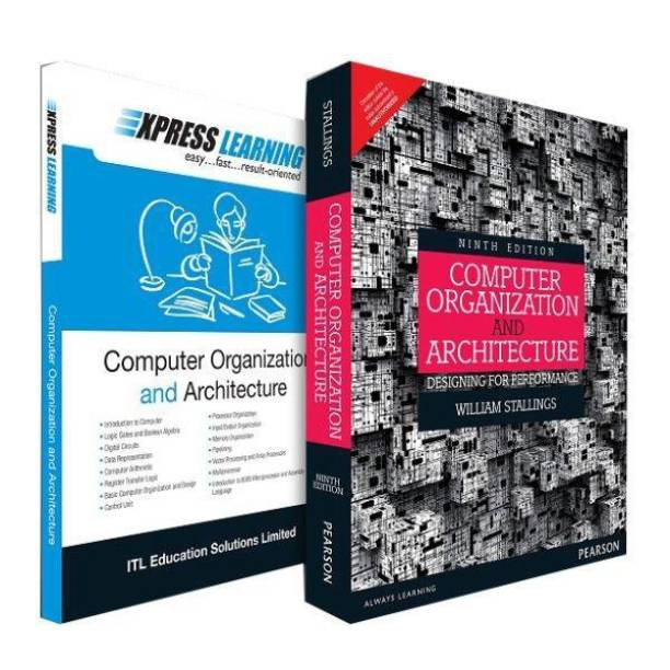 Computer Organization and Architecture Bundle (Set of 2) - Designing for Performance, Easy Fast and Result Oriented Ninth Edition