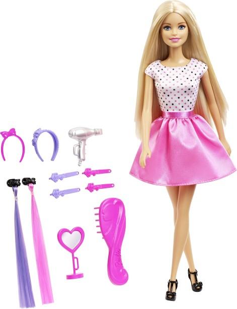 Barbie Deluxe Hair  sc 1 st  Flipkart & Barbie Dolls / Toys Online at Best Prices In India   Flipkart.com