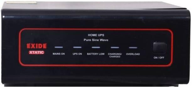 EXIDE XT850 Exide Xtatic 850 Sine Wave HUPS Pure Sine Wave Inverter