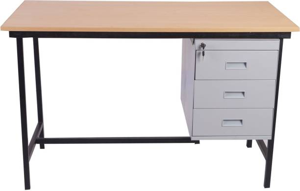 Grey Office Study Table