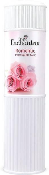 Enchanteur Romantic Perfumed Talc 250g