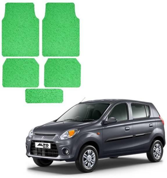 AutoKraftZ Plastic Standard Mat For  Maruti Suzuki Alto 800