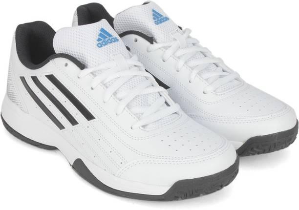 ADIDAS Boys   Girls Lace Tennis Shoes e5af802f5