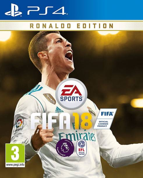 bc60a23d19e FIFA 18 - Buy FIFA 18 Game for PS4