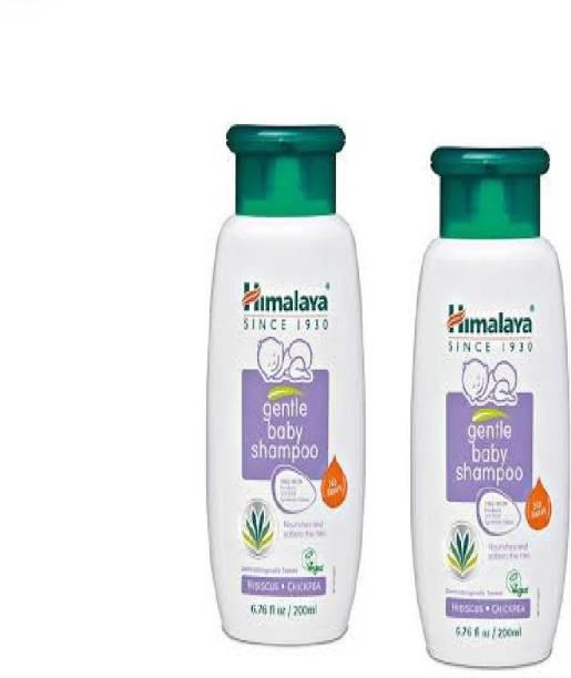 Himalaya Herbals gentle baby shampoo 200 ml (pack of 2)