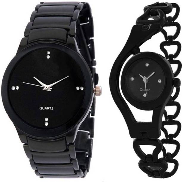 1531b45a0607 Couple Watches - Buy Couple Watches Online at Best Prices in India ...