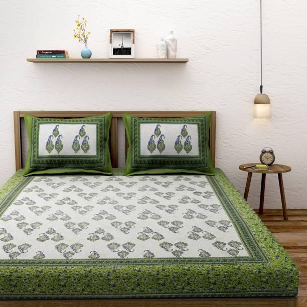 a7c3422e251 Rajasthan Decor Bedsheets - Buy Rajasthan Decor Bedsheets Online at ...