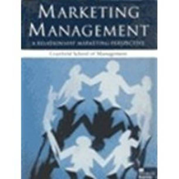 Marketing Management : A Relationship Marketing Perspective PB 1st  Edition
