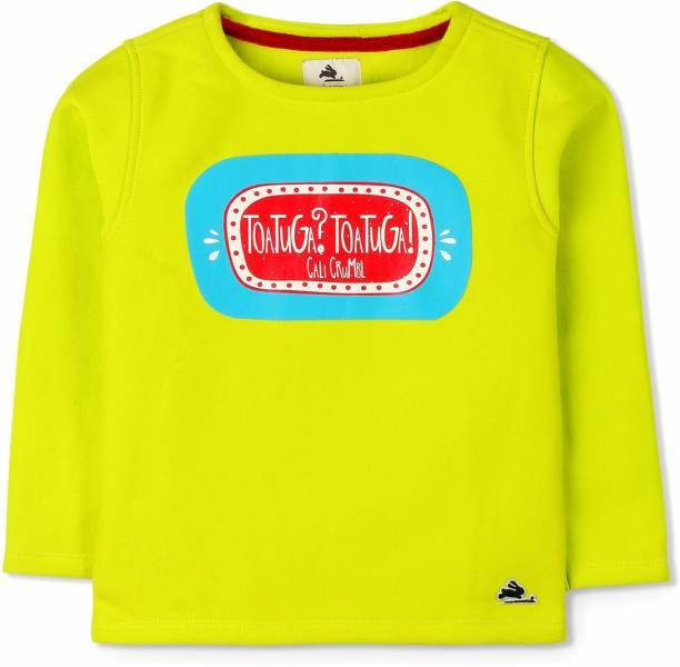 f71598d7 Cherry Crumble California Full Sleeve Printed Boy's & Girl's Sweatshirt