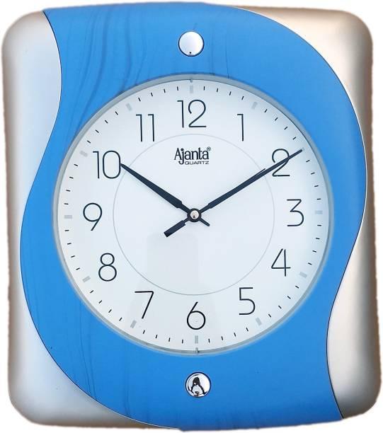 AJANTA Analog 30 cm X 27 cm Wall Clock