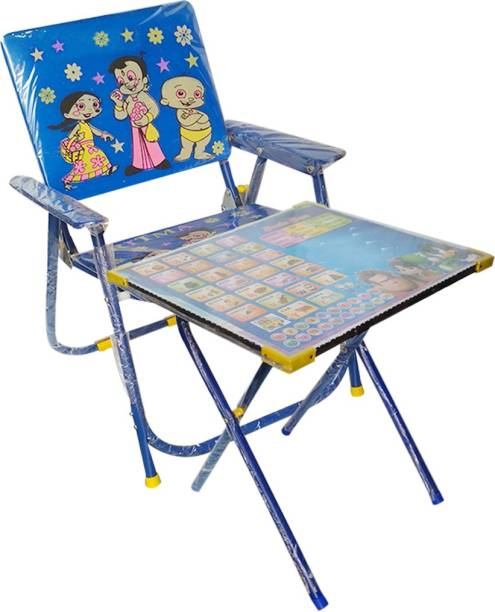 CONFIADO Table Chair In Kids Seating Solid wood Desk Chair